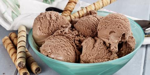4 Cool Health Benefits of Ice Cream, Honolulu, Hawaii