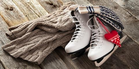 Get Some Exercise This Winter With New Ice Skates & Other Gear, Fairport, New York