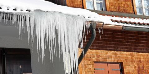 How Do Ice Dams Form & How Can You Prevent Them?, Back Creek, North Carolina