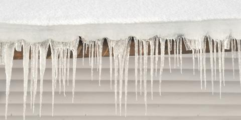 How to Handle Roof Repairs Caused by Winter Weather, Clarksville, Maryland