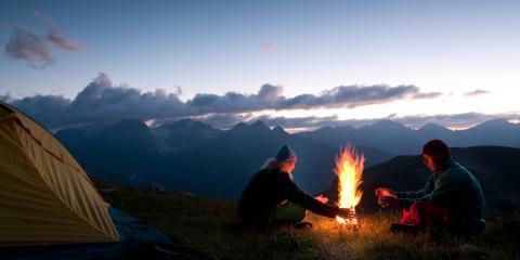 Checklist for Overnight Camping Equipment, Nez Perce, Idaho