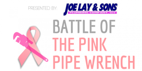 Local Plumbers Sponsor a Football Game for Breast Cancer Awareness Month, Walton, Kentucky