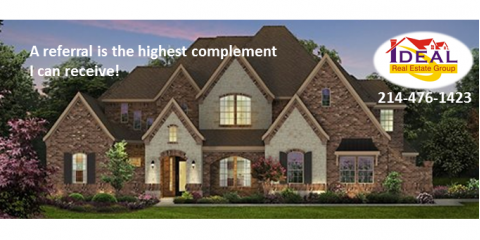 Ideal Real Estate Group, Real Estate Agents & Brokers, Real Estate, Flower Mound, Texas