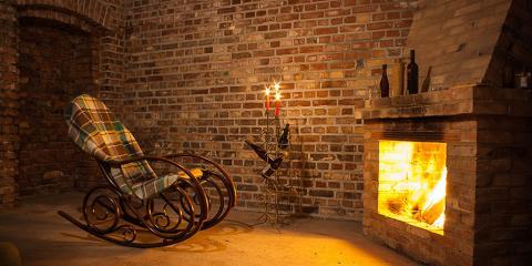 Ideas for a Brick Fireplace Makeover, Creve Coeur, Missouri