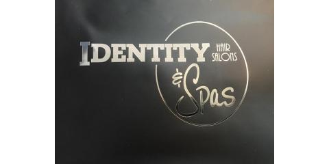 Give The Gift of Salon Services at Identity Hair Salons & Spas, Sycamore, Ohio