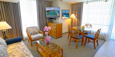 3 Reasons to Book a Suite for Your Next Vacation, Honolulu, Hawaii