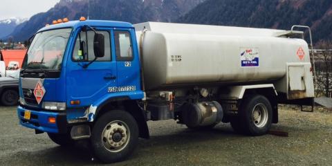 Ike's Fuel, fuel delivery, Services, Douglas, Alaska