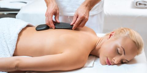 What to Expect During a Hot Stone Massage, Edwardsville, Illinois