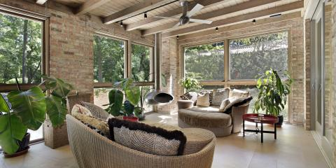 Decorating Ideas for Sunrooms in All Seasons, Lexington-Fayette Central, Kentucky