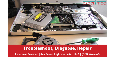 Desktop or Laptop Won't Turn On? What to Do Before Calling for Computer Repair , Suwanee, Georgia