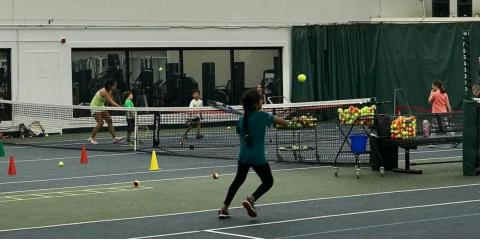 4 Reasons Your School-Age Child Should Attend Summer Tennis Camp, Lincolnshire, Illinois