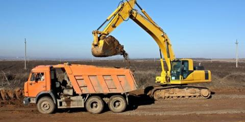 Back Acres Excavating Service, Excavating, Services, Kerrville, Texas