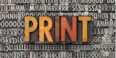 Print is Certainly Not Dead: Just Ask The Shepherd's Guide Business Directory, Towson, Maryland