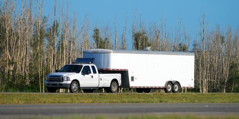 3 Benefits of Enclosed Cargo Trailers, San Gorgonio Pass, California