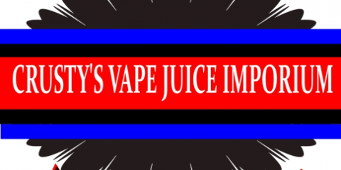 CRUSTY'S VAPE JUICE IMPORIUM, Vape Shop, Shopping, Beaumont, California