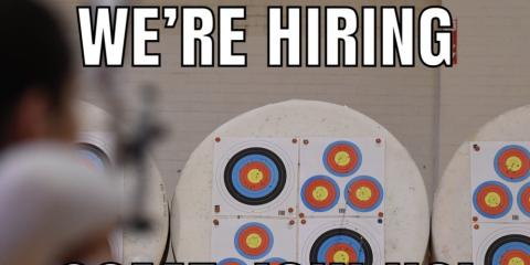 Now Hiring Part-Time and Seasonal Employees, Independence, Kentucky