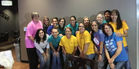 CMHS Medical Clinic Participates in Bowling Competition , Gatesville, Texas