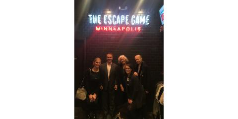We Couldn't Escape!!!, Edina, Minnesota