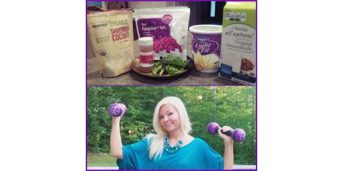 Amy Shakes it for Zumba!: 'Z Breakfast Smoothie' Recipe, Manchester, New Hampshire