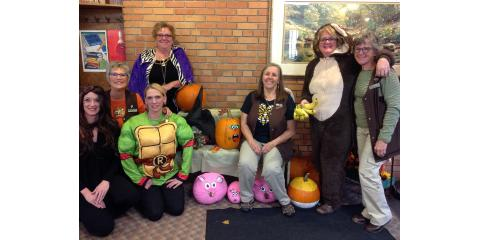 Finally Happy Halloween from all of us at you Favorite Eye Doctor Office!!!, Ripon, Wisconsin