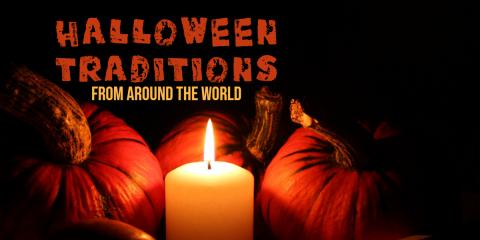 Halloween Traditions from Around the World, Onalaska, Wisconsin
