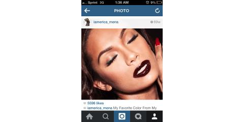 Erica Mena wedding close Ladyjcosmetics Ericamena makeup collection order now! www.prittynpink.com, Los Angeles, California
