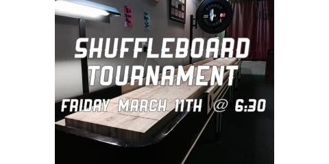 Shuffleboard Tournament , Foley, Alabama