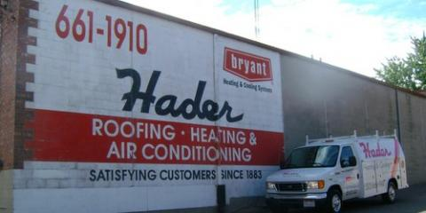 Call The Roofing Contractors at Hader When Your Home is Damaged by Summer Storms, Cheviot, Ohio