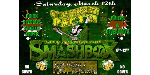 3rd Annual St. Pat's Party today at Finn's!, East Greenwich, Rhode Island