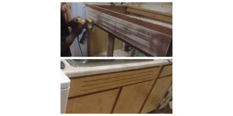 Cabinet refinishing , Bronx, New York
