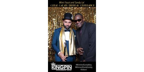 Dj Scripz, A Vintage Play: An Immigrant Story, Mini Fraust And Sandy Lal Great Gatsby Celebration, Manhattan, New York