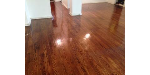 Wood floor refinishing , Bronx, New York
