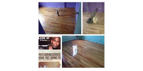 Wood floor refinishing , Bronx, New York