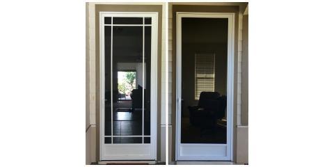 custom aluminum screen doors wailuku hawaii