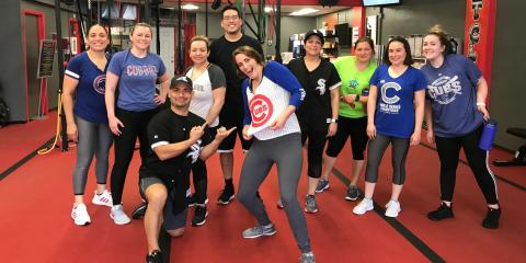 Group Fitness for Garfield Residents, Chicago, Illinois