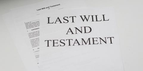 3 Factors to Remember When Writing Your Will, Rochester, New York