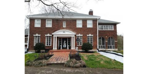 Stunning HIstorical 1950's Home in Maryville, TN gets a lift with new Seamless Guttering, Knoxville, Tennessee