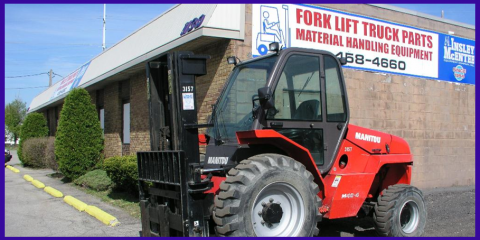 Rely On Rochester's Best Equipment Company for Quality Forklift Service and Parts , Rochester, New York