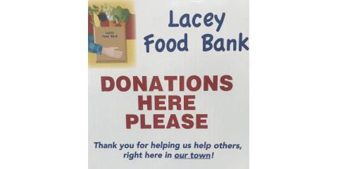 ADE Heating & Cooling is partnering with Lacey Food Bank to help fight hunger!!  Please click here for more info.., Forked River, New Jersey
