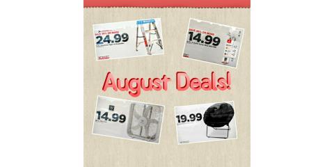 August Features of the Month Deals!, Bourbon, Missouri