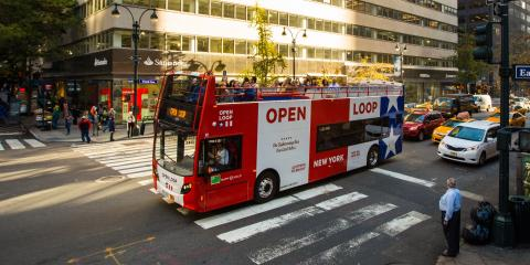 Visit New York City This Summer And Let OPEN LOOP New York Bus Tours Show You Around, Manhattan, New York