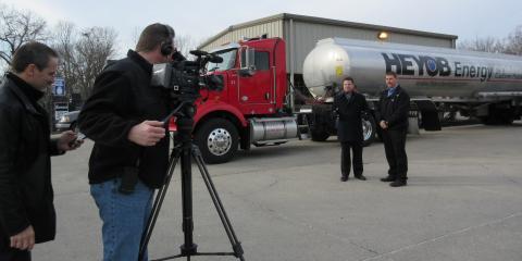 Heyob Energy featured on WKRC-TV in Cincinnati, Harrison, Ohio