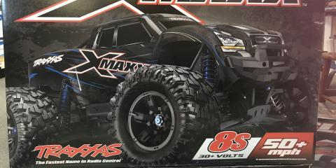 Traxxas X-Maxx 8s in stock at Hobbytown!, Brandon, Florida