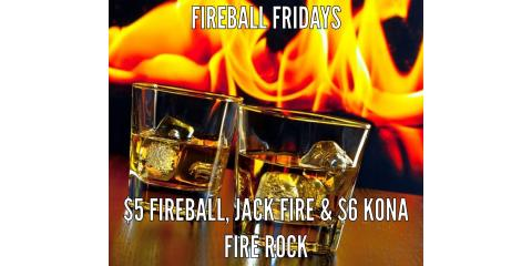 Fire Friday!, Honolulu, Hawaii