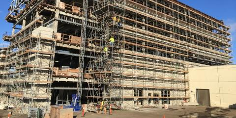 Hawaii's Scaffolding Experts Explain the Importance of Safety Equipment, Honolulu, Hawaii