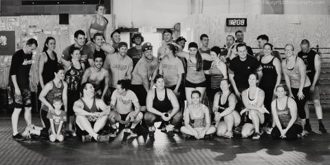 How often should I do a CrossFit workout?, Beavercreek, Ohio