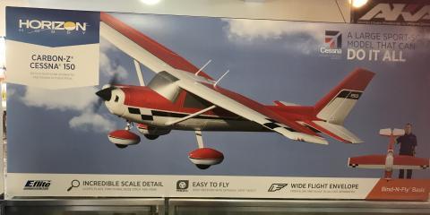 Eflite Carbon-Z Cessna 150 In Stock!, Tampa, Florida