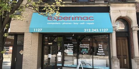 Why sell your used Apple® tech to Experimac over other places?, Chicago, Illinois