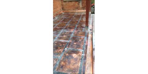 Copper Flat Roof/ Premier Tri State Roofing Inc., Cincinnati, Ohio