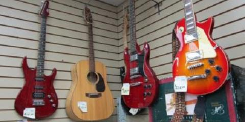 Give Your Child The Gift of Music With a Musical Instrument From AZ Pawn, Norwich, Connecticut